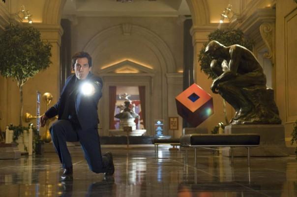 Come nel film: una notte al museo (senza Ben Stiller e Robin Williams però)