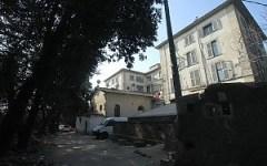 Sgomberato l'ex ospedale Poggio Secco
