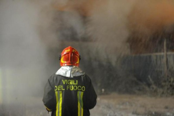 Vigili del Fuoco da Firenze e Siena