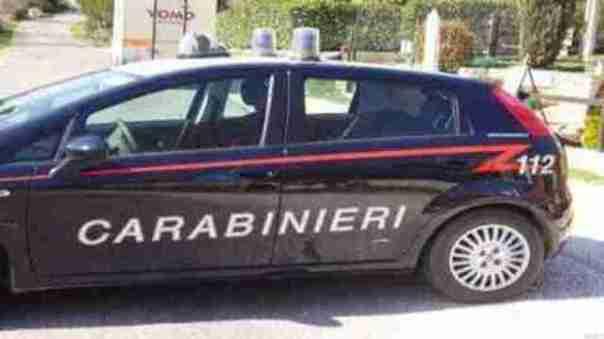 I carabinieri di Firenze arrestano 5 ladri