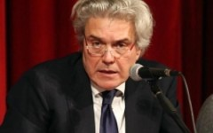 L'assessore Luigi Marroni