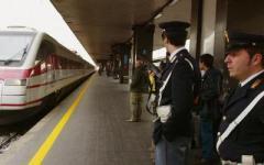 Firenze, Frecciargento: aggredisce a pugni il capotreno e scappa. Arrestato un austriaco