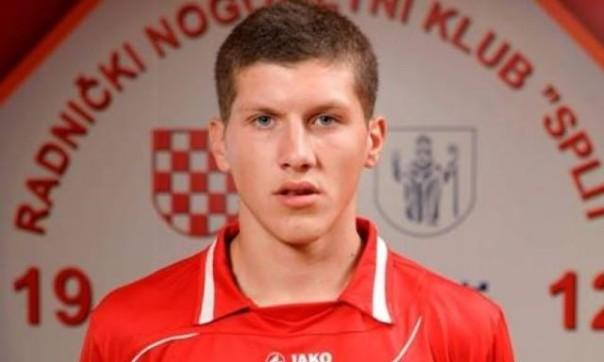 Rebic, attaccante croato della Fiorentina