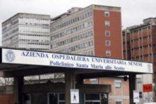 L'ospedale Le Scotte di Siena
