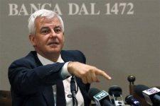Alessandro Profumo, presidente di Mps