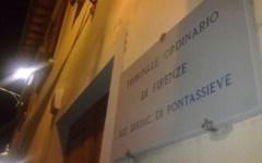Taglio dei tribunali, chiude quello di Pontassieve