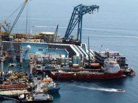 Dalla prossima settimana inizieranno le manovre di rotazione della nave