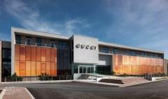 Gli uffici di Gucci a Firenze