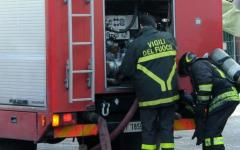 Firenze, in fiamme la sede di Fidi Toscana, i dipendenti fuggono in strada