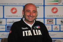 Il ct Bettini lancia l'Italia alla vigilia della gara dei professionisti