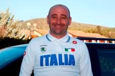 Il ct della Nazionale di ciclismo Paolo Bettini alla vigilia della cronometro mondiale