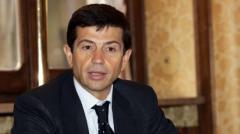 Il ministro delle Infrastrutture e Trasporti Maurizio Lupi