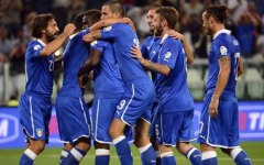 Calcio, l'Italia batte la Repubblica Ceca e vola ai Mondiali