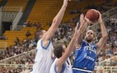 Europei di basket, l'Italia batte la Grecia e fa sognare