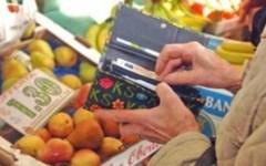 Iva, l'aumento fa calare del 3% i consumi delle famiglie