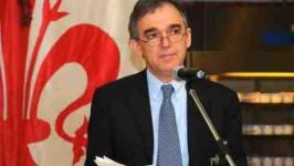 Enrico Rossi ha premiato con il Pegaso Sara Morganti