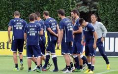 Nazionale, Gilardino sarà l'unica punta contro la Bulgaria