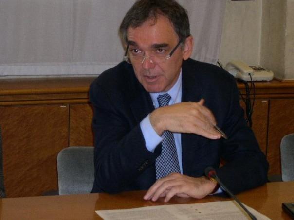 Il presidente della Toscana Enrico Rossi