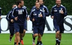 Nazionale, a lezione di Bulgaria prima della partenza per Palermo