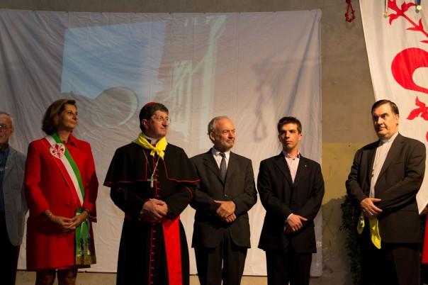 Un altro momento della Festa della Rificolona del 2012