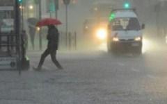 Maltempo, allerta per forti piogge domani in Toscana