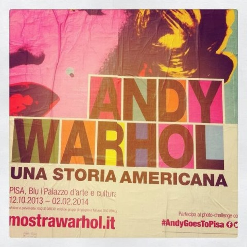 Andy Wharol, una storia americana