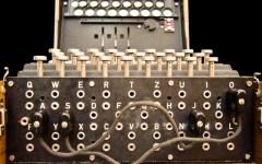 A Firenze «Enigma», la macchina usata dai tedeschi per cifrare i messaggi