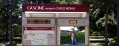 Fermata delle Cascine - Carlo Monni