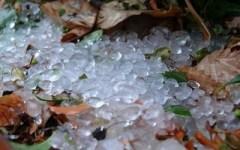 Coldiretti: da -76% di pioggia a rischio grandine, è arrivato l'autunno