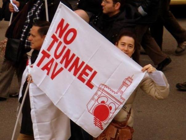 I No Tunnel Tav si oppongono al sottoattraversamento ferroviario fiorentino