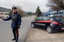I controlli dei carabinieri hanno permesso di rinvenire la droga
