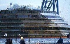 Concordia, dal mare altri resti in attesa del dna