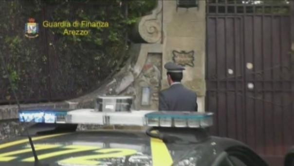 La Guardia di Finanza sequestra Villa Wanda