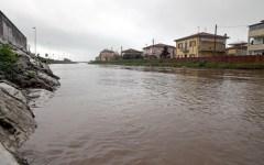 Maltempo, in Versilia fiumi e torrenti in piena