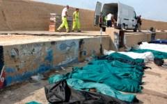 Prato, Alfano: «Per i naufragi di Lampedusa bisogna fermare i mercanti di morte»