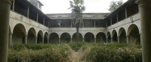 L'ex ospedale di Luco di Mugello