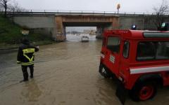 Maltempo Toscana, una vittima e due persone salvate