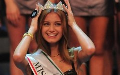 Miss Italia: vince Giulia, siciliana 19enne