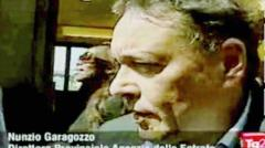Nunzio Garagozzo, ex direttore delle Entrate di Firenze, in una vecchia intervista del Tg2