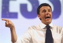 Renzi e la sua svolta radicale dell'Italia