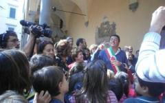 Renzi inaugura il primo lotto delle Grandi Oblate