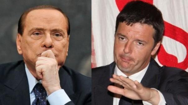 Silvio Berlusconi attacca il Pd e Matteo Renzi