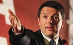 Renzi: «Avrei preferito battere Berlusconi nelle urne»