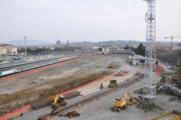 Tav a Firenze, rischio crolli denunciano i No Tunnel