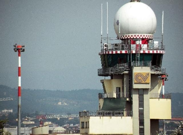 Torre di controllo dell'Amerigo Vespucci di Firenze