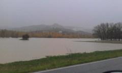 Toscana di nuovo sott'acqua