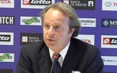Fiorentina, Andrea Della Valle: «Arbitro giovane, rigore netto»
