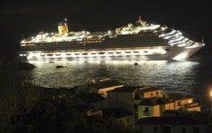 Concordia, fuga al buio: dieci minuti per salvarsi