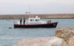 Cerimonia dei Carabinieri di Livorno in ricordo della sciagura di Capraia