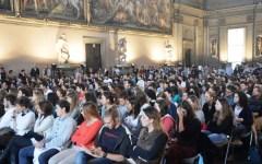 «Firenze cum laude», l'Università saluta le matricole